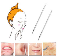 Wholesale Blackhead Comedone Acne Pimple Blemish Extractor Remover Needle Useful Brand New Good Quality Hot