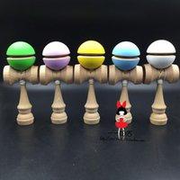balance painting - kendama yoyo rubber paint ball balanced professional