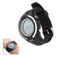 Cheap Hot Sale! 3ATM Waterproof Sports Wireless Heart Rate Monitor Fitness Exercise Watch with Chest Strap for Outdoor Cycling