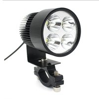 Wholesale High quality V V W CS Universal Motorcycle Ebike LED Modified Headlight Lamp For Osram