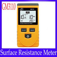 Wholesale Surface resistance meter GM3110 respone time s MOQ