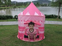 Wholesale 30PCS Children Kids Play Tent toy game house baby beach tent indoor outdoor tent