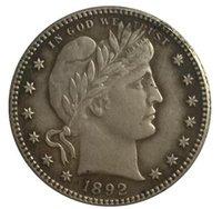 Wholesale 1892 S QUARTER DOLLARS BARBER COINS COPY