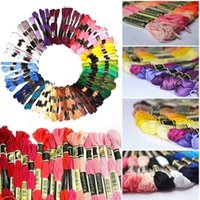 anchor floss - 1Set Anchor Cross Stitch Cotton Embroidery Thread Floss Sewing Skeins Craft Different Colors In stock