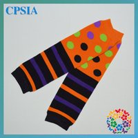 Wholesale Leg Warmers Time limited Factory Outlet New European And American Trade Of The Original Single dot Pattern Socks Children