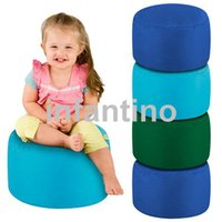 Wholesale Bean bags footstool waterproof pouffe pouf beanbag ottoman outdoor furniture small bean bag chair cheap bean bag foot stool rest cushion