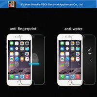 anti eye protectors - 0 mm thickness Tempered glass mobile phone screen protector for iphone quot anti scratch protect your eye