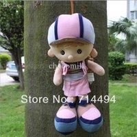 art rag - 35 cm yuppie plush toys cloth art humanoid doll gift of birthday present girl children gift
