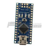 Wholesale 1 Nano V3 ATmega328P Module Board Free Mini USB Cable for Arduino Compatible low price