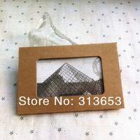 Wholesale new arrival Kraft paper envelope cartridge sleeve postcard postcard card carton box