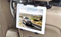 automotive brackets - New Convenient Automotive Rear vehicle car rear head restraints Bracket for ipad2345air all other tablet Universal B
