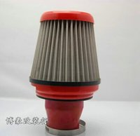 Wholesale Automotive air filter high flow air filter steel mushroom head air filter air filter diameter mm