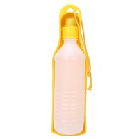 Cheap Portable Dog Cat Pet Feeding Bottle Drinking Water Dispenser Bottle Outdoor Travelling 1PCS Free Shipping