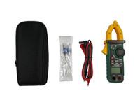 Wholesale Mastech MS2109A A Multimeter Volt Amp Ohm HZ Temp Capacitance Tester NCV Test