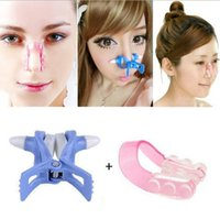 Wholesale 10 Holesale Nose Up Clip Bridge Lifting Shaping Shaper Clipper Straightening Face Nose Beauty tool