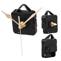Cheap New Hot Quartz Clock Movement Mechanism Gold Hands DIY Repair Parts Kit