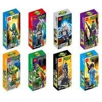 new toys for christmas - New Movies Teenage Mutant Ninja Turtles Figures Set Building Blocks Model Bricks Classic Toys For Children Christmas Gifts S0781