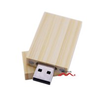 bamboo usb drives - Sell Genuine Natural bamboo USB2 Drive GB Bamboo Memory Flash Pendrive Brown Good Quality