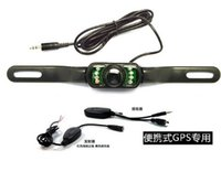 Wholesale Hot sale G wireless car rearview camera parking camera Backup Camera Night Vision with retail package