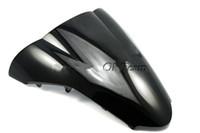 Wholesale Double bubble Windscreen Windshield for Honda VFR800 VFR ABS Black Transparent