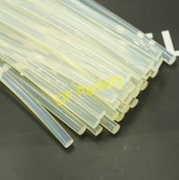 Wholesale 10pcs Hot Melt Glue Gun Sticks Plastic Sticks for Glue Gun about cm long mm in diameter