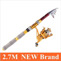 Wholesale Fishing Rod Strong Telescopic Fishing Rod Superhard Power Hand Carbon Spinning Sea Rod Fishing Tackle