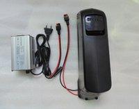 comeplete e-bike kit 8FUN Bafang 36V 250W metà motore con batteria 36v 10.4Ah batteria Samsung bottiglia cellule acqua con il caricatore