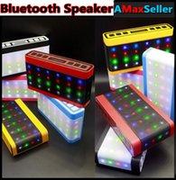 Haut-parleurs LED Q602 Bluetooth mains libres FM Mini Subwoofers Portable Stereo Hifi intelligente Soundbar Soutien FM Carte TF USB Lampe de bureau
