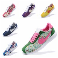 decorative mesh - 2015 Roshe Run Sport Shoes For Women Men Walking Outdoor Shoes Black Red Decorative Pattern Sneakers size