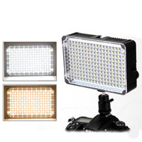 Wholesale Aputure AL H198C CRI95 LED Leds Video Camera Light K Bi color Stepless Brightness with Bag For DSLR Camcorder Canon Nikon