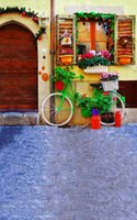 bicycle spray paint - 300 cm feet feet photography Bicycle flowers windows photography background wedding