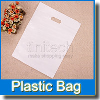 Wholesale OEM Personality Plastic Bag Can Print Logo Cosmetic Jewelry Makeup Toggery Clothing Store Shopping Pouches