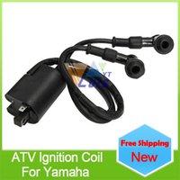 atv banshee - Black Ignition coil for Yamaha Banshee YFZ350 DC12V ATV ignition coil order lt no track