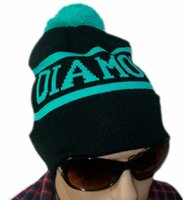 Wholesale diamond beanie men fashion brand hat skullies winter hat diamond cap Hip hop dance Hat Caps for women