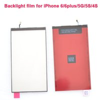 Wholesale New Original iPhone G LCD Display Backlight Back Light Replacement Part For iPhone Plus quot quot Black Light film