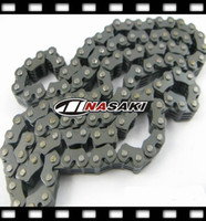 Wholesale HIGH QUALITY GN250 GZ250 DR250 SP250 GN GZ DR SP SUZUKI Camshaft Timing Cam Chain CB650 LINKS