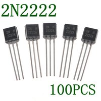 Wholesale Switching Transistor MOT ON TO N2222 N2222A NPN V A Components
