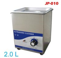 Wholesale 2L ultrasound cleaner W Stainless steel cellphone glasses jewelry with basket order lt no track