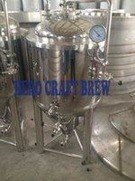 ECO Friendly beer fermentation tanks - home brew stainless steel L beer fermentation tanks for microbrewery