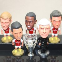 ars lot - Kodoto cm inch Soccer Star Doll ARS pieces Alexis Sanchez Mini Office Doll Red Kit With CE