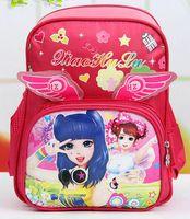 ariel backpack - Princess Ariel Rapunzel Jasmine Pink Backpack Preschool book Bag Tote NEW Boys Girls kids sports backpack