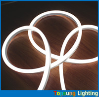 Wholesale 164ft x18mm V M SMD2835 M LEDs M LED Neon Flex LED soft neon light LED Flexible neon strip LED neon rope lights