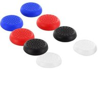 Wholesale Color Tpu Silicone Rubber Gel Analogue Thumb Grip Stick Caps for Xbox One