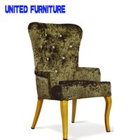 Wholesale loft corrosion home furniture and chairs balcony garden table and chairs casual coffee bar restaurant dining chair