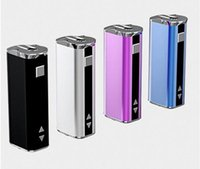 Wholesale Hot sell IStick W W W Battery Box Mod Istick Electronic Cigarette mAh Ismoka Istick Full Kit with Wall Charger
