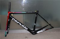 Wholesale Newest R5 Carbon road frame T1000 Carbon Bicycle Frame Carbon Bike Frame many style for choosing