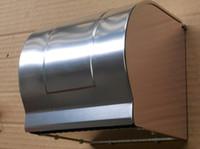 Wholesale High quality stainless steel tolie bathroom shower paper holder tissue holder napkin dispenser TH002