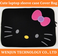 Wholesale 2013 Cute laptop sleeve case Cover Bag for inch notebook computer tablet order lt no track