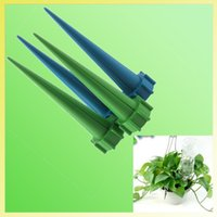 Wholesale Hot Selling pc Garden Cone Watering Spike Plant Flower Waterers Bottle Irrigation System Promotion