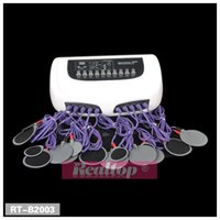 beauty supply manufacturers - Beauty Supply Electronic Muscle Stimulator Manufacturers Physiotherapy EMS Muscle Stimulator For Slimming machine for home use
